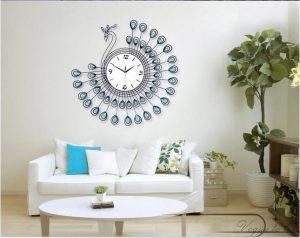 Đồng hồ treo tường nghệ thuật HD0102