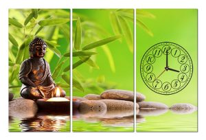Tranh đồng hồ tôn giáo TG0101