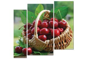 Tranh treo tường Cherry phòng ăn PA0104