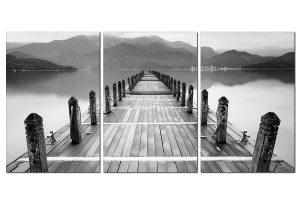 Tranh treo tường  cây cầu TN0107