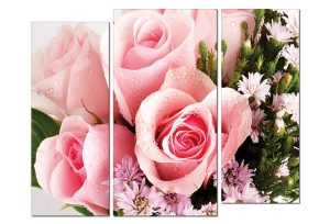 Tranh treo tường hoa hồng HL0123