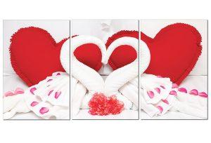 Tranh treo tường tình yêu TY0102