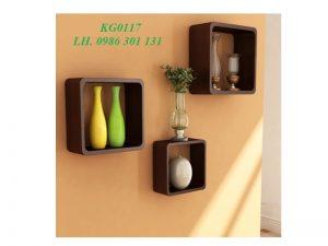 Kệ gỗ trang trí KG0117