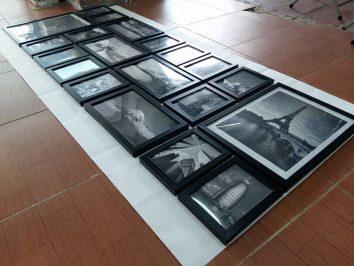 KA0126 - 30x40cm (2 khung), 18x30cm (4 khung), 13x18cm (14 khung)