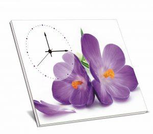 Tranh đồng hồ bộ  để bàn ms09