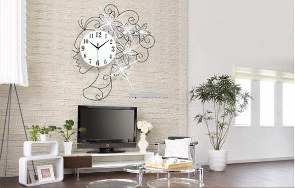 Đồng hồ treo tường nghệ thuật DH0140-3