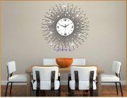 Đồng hồ treo tường nghệ thuật DH0143-4
