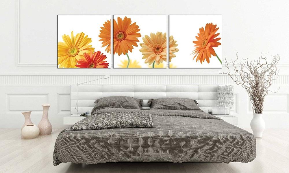 Tranh treo tường phòng ngủ giá rẻ hà nội
