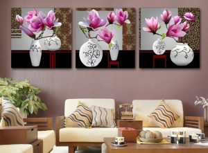 tranh treo tuong hoa la hl273