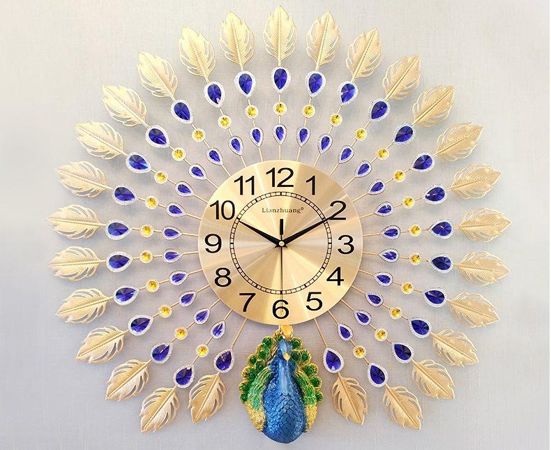 Đồng hồ đứng hay đồng hồ treo tường đều đẹp