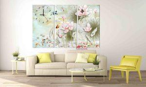 tranh treo tường hoa la hl1004