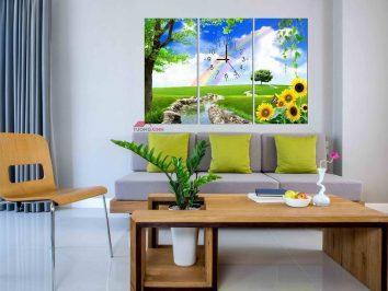 tranh treo tuong hoa la hl1001