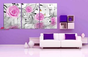 tranh treo tuong hoa la hl1002