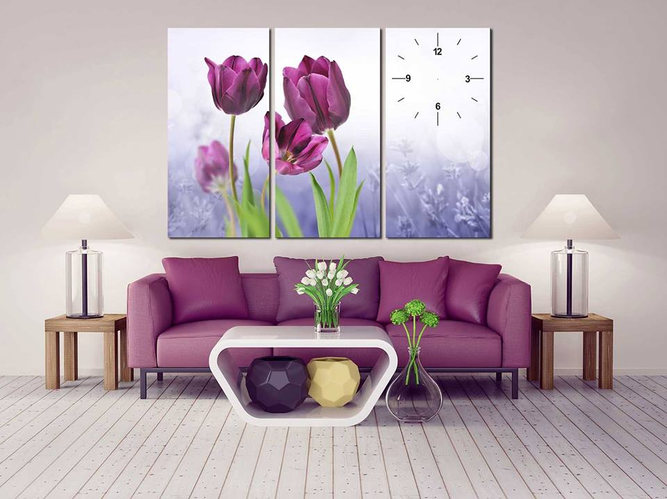 tranh treo tuong hoa la hl1005