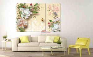 tranh treo tuong hoa la hl996