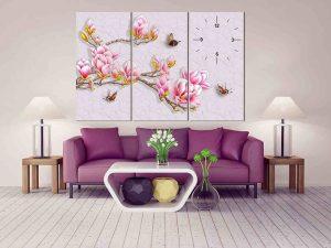tranh treo tuong hoa la hl997