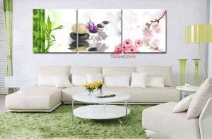 tranh treo tuong hoa la hl809