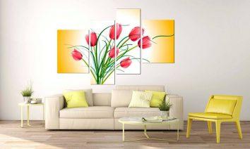 tranh treo tuong hoa la hl825